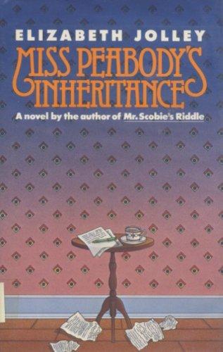 9780670479528: Miss Peabody's Inheritance