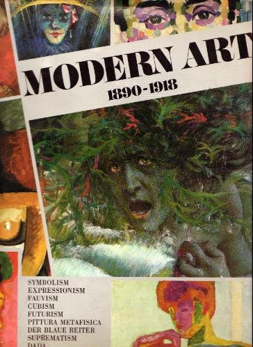 9780670482672: Modern Art, 1890-1918 (English and French Edition)