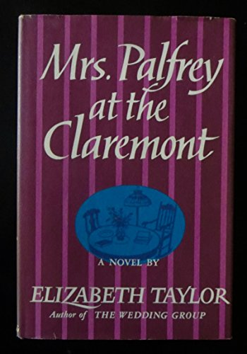 9780670494972: Mrs. Palfrey at the Claremont
