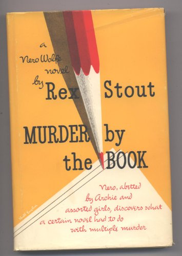9780670495474: Murder by the Book