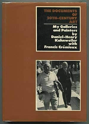 9780670499601: My Galleries and Painters (The Documents of 20th-century art)