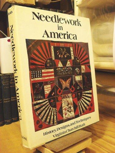 Needlework in America: Bath, Virginia Churchill