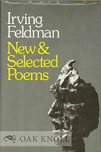9780670506484: Feldman: New and Selected Poems