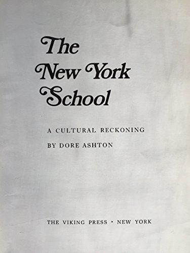 9780670509126: The New York School