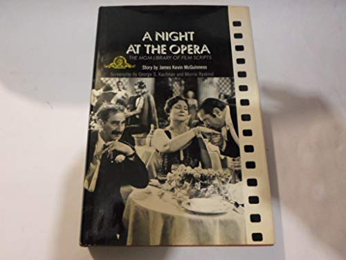 9780670511297: Night at the Opera (The MGM library of film scripts)