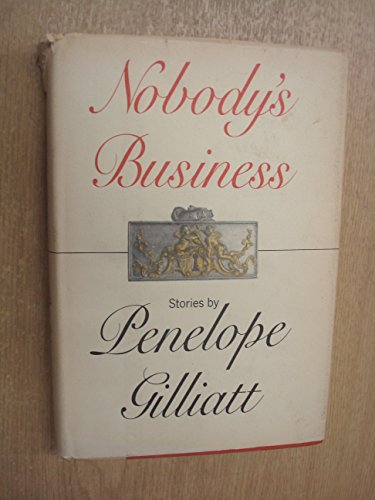 9780670514977: Nobody's Business: Stories