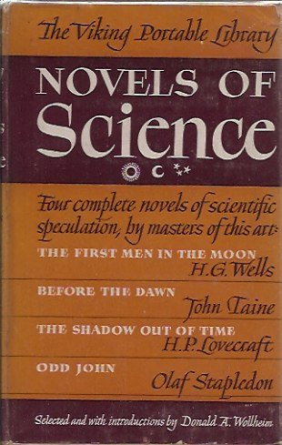 Novels of Science (0670517941) by Donald A. Wollheim