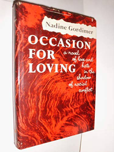 9780670520251: An Occasion for Loving