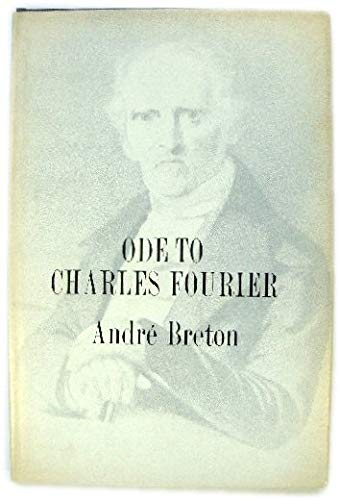 9780670520312: Ode To Charles Fourier.