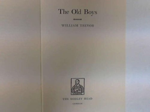 9780670522101: The Old Boys