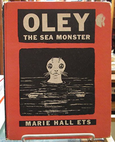 9780670523955: Oley, the Sea Monster