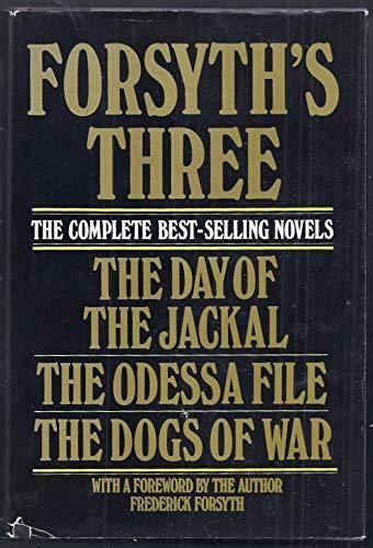 Forsyth's Three: Frederick Forsyth