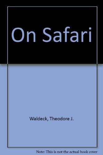 9780670524891: On Safari