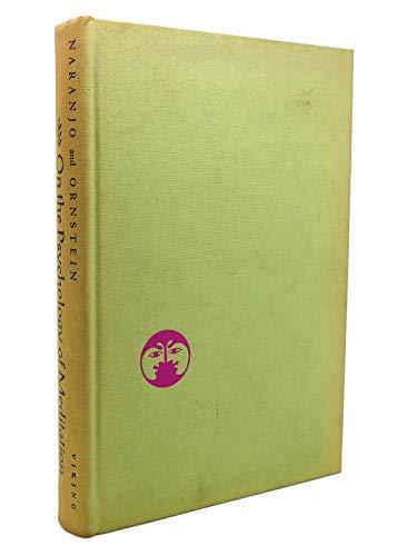 9780670525065: On the Psychology of Meditation (An Esalen book)