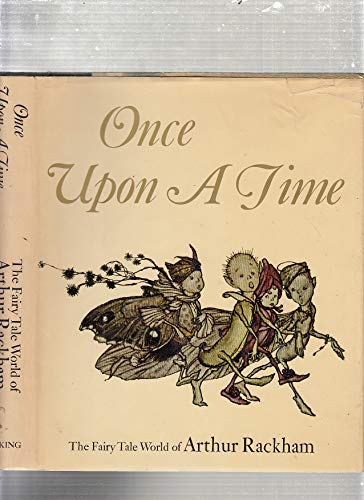 9780670525744: Once Upon a Time: The Fairy Tale World of Arthur Rackham (Studio Book)