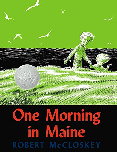 9780670526277: One Morning in Maine