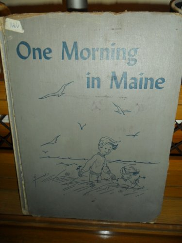 9780670526284: One Morning in Maine