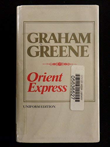 9780670528417: The Orient Express