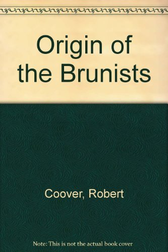 9780670528639: The Origin of the Brunists