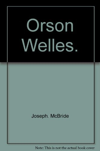 9780670528936: Title: Orson Welles Cinema one 19