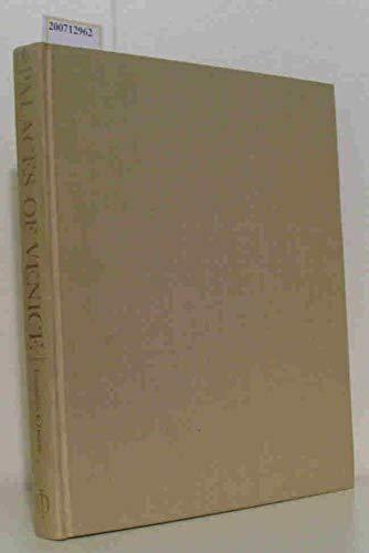 9780670537242: Palaces of Venice (A Studio book)