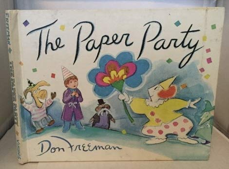 9780670538041: The Paper Party