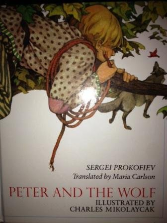 Peter and the Wolf: Prokofiev, Sergei