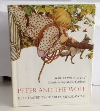 9780670549191: Peter and the Wolf