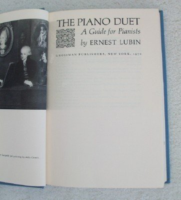 9780670553075: Piano Duet: A Guide for Pianists