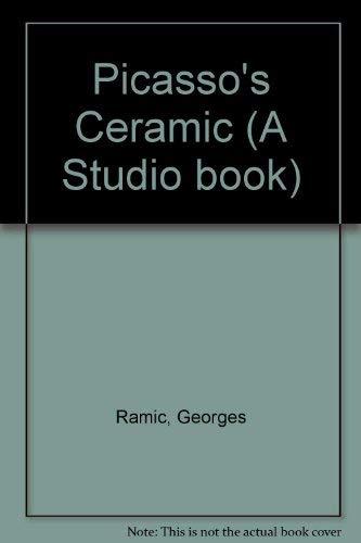 9780670553235: Picasso's Ceramic (A Studio book)