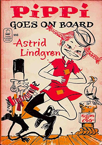 9780670556779: Pippi Goes On Board (Pippi Longstocking Books)