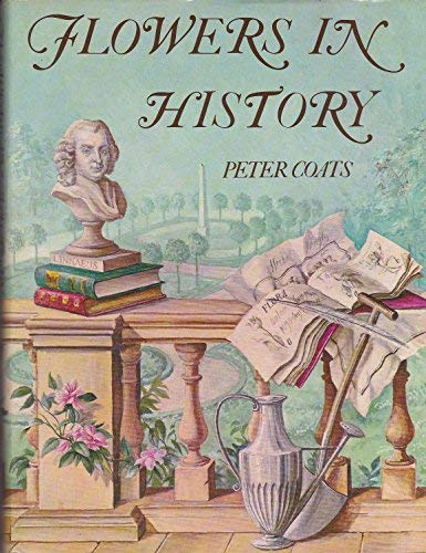 9780670558940: Flowers in History (A Studio book)