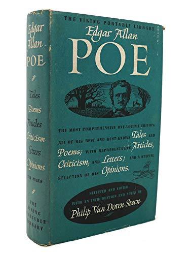 9780670561773: The Portable Poe