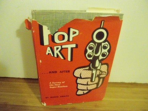 Pop Art and After: Amaya, Mario