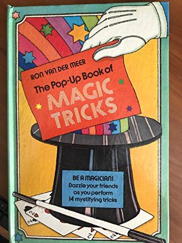 The Pop-Up Book of Magic Tricks: Van der Meer, Ron