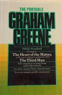 9780670565665: The portable Graham Greene (Viking portable library)