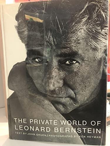 9780670578559: The Private World of Leonard Bernstein