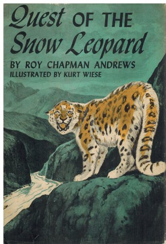 9780670584802: Quest of the Snow Leopard