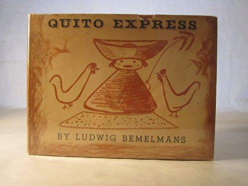 9780670585700: Quito Express