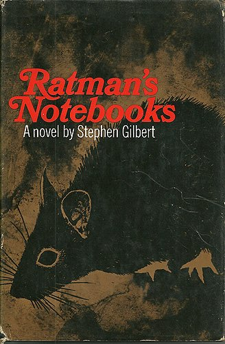 9780670589746: Ratman's Notebooks
