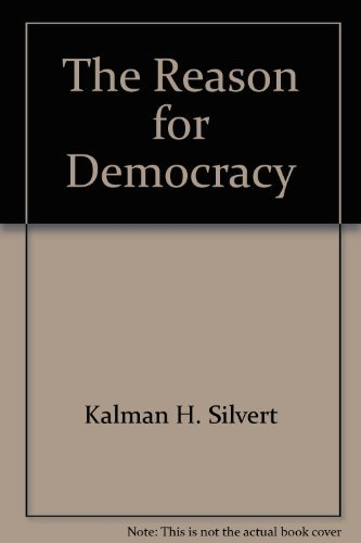 9780670590599: Reason for Democracy