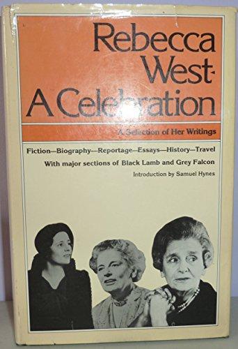 9780670590612: Rebecca West a celebration
