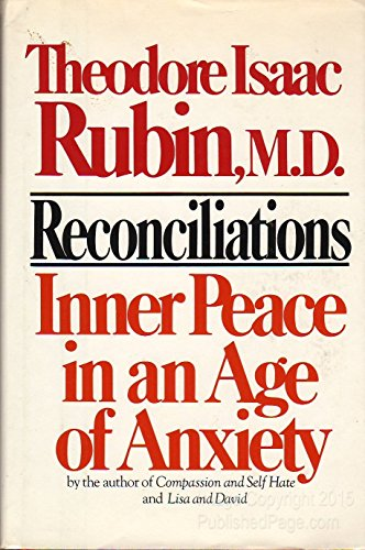 Reconciliations, Inner Peace in an Age of Anxiety