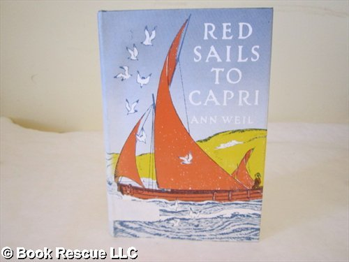 9780670592135: Red Sails to Capri