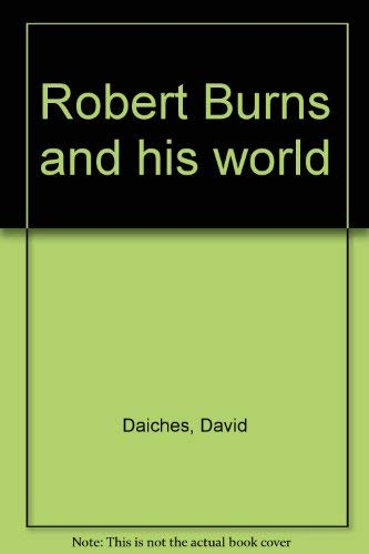 9780670600939: Robert Burns and his world