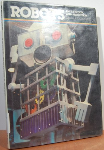 9780670601561: ROBOTS : FACT, FICTION, AND PREDICTION (LARGE FORMAT SER.)