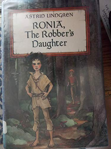 9780670606405: Ronia, the Robber's Daughter