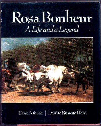 Rosa Bonheur: A Life & A Legend - Ashton, Dore & Denise Browne Hare Rosa Bonheur (paintings)