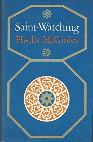 9780670615643: Saint-Watching