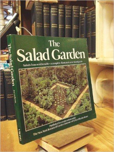 The Salad Garden: Larkcom, Joy